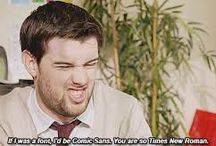 Bad Education / Quotes from this hilarious British sitcom that make me cringe every time.