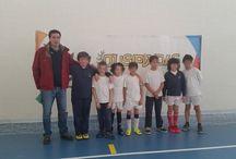 Olisipíadas | Fevereiro 2015 / No dia 1 de março de 2015 os nossos alunos participaram nas Olisipíadas, na modalidade de futsal.