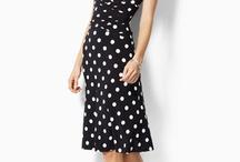 Polka Dot Dresses / by Laura Randolph