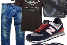 Outfit Uomo / Tutti i migliori abbinamenti creati della nostre outfitters! Acquistabili direttamente su Zalando, Yoox ed Amazon