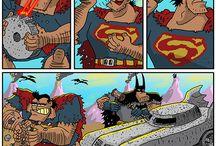 superheroes funny