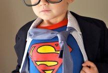 Superhero Mini Session