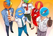 Internet Browsers & Websites