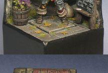 Mordheim - miniatures