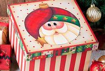 Cajitas Navidad