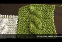 Tutorials scarfs