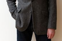 One jacket - 5 looks / Working with Grey Fox blogger David Evans, I styled one jacket to give it 5 different looks