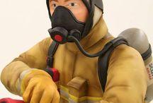 Cake Fireman