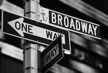 Broadway... / by Misala ...