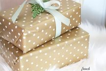ribbons, cards & wrapping