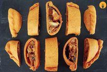 Recetas de empanadas, pizzas, etc con masa