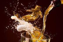 Liquids and splashes
