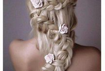 Hair Inspiration / by A Little Obsessed
