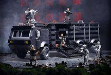 Mega Bloks Terminator Series launch soon
