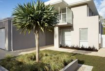SOUTH PERTH PROJECT / Built by a local developer, this South Perth property required a large dose of front yard street appeal to catch the eyes of potential buyers. Design and Project Management by Outside In.