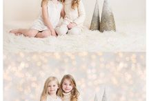 A - Photo ideas winter / Christmas mini sessions-  outdoor winter sessions