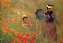 Painting. Claude Monet