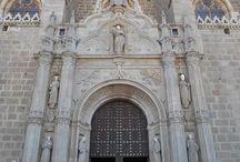 IGLESIA DE SAN JUAN DE LOS REYES DE TOLEDO. / Imágenes de la iglesia y el monasterio de San Juan de los Reyes