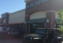 THE CHOP SHOP RECON JEEP / The Intel gathering Jeep