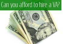 Hiring a Virtual Assistant / Tips for business owners to learn more about hiring a VA, or Virtual Assistant.