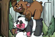 Bare Bears Aly