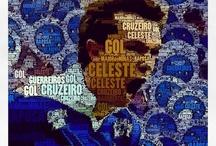 Sampa Azul / Imagens de referencia para a torcida do Cruzeiro Esporte Clube em São Paulo.