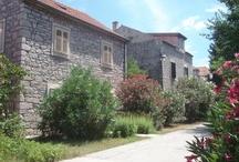 The island of Zlarin, Croatia