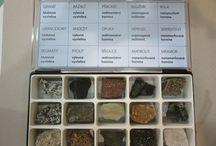 Kameny / Geologiie
