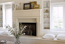 Fireplace Ideas / by Craftsmen Construction, Inc.
