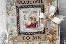 Scrapbooking with lace