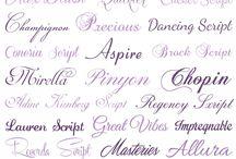 Free Fonts/Graphics