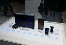 Barcelona MWC - 2014 / Barcelonan Mobile World Congress - messujen uutuustuotteita suoraan kuvattuna