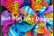 Store Decor / wreaths, crafts, diy