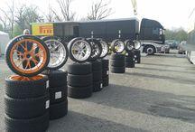 Ferrari Challenge Europe & EuroV8 Series @ Monza