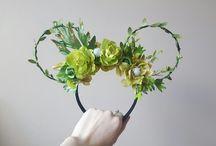 Green Handmade Items