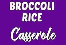 dinner:casseroles