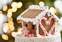 gingerbread / all things remembered about Christmas when Christmas was still magical. / by Pearls With Plaid