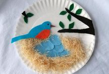 birds / kid's craft