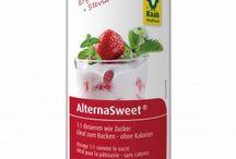 Raabs alternative Süßungsmittel