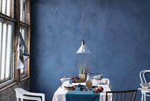 Blue / Blau - Wohnen