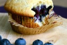 Muffins, slices, food!