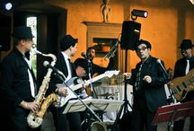 Rome Wedding Band / Rome Wedding Team offers the best Rome wedding band, The Italian Wedding Band. The band is lead by singer Marino Marolini and they have already performed at more than 400 Irish, British and American weddings.