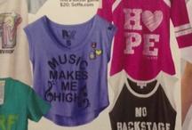 Tshirt/tops And More / by Marina Bourantonis