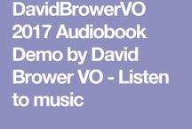 Demos / My 2017 Voice-Over Demos