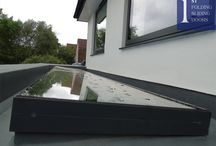 Frameless Glass Skylights / 1st Folding Sliding Doors (UK) Ltd, provides skylights that include frameless application. This is an excellent method of introducing natural light into any room that permits having a skylight.