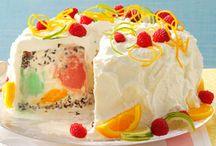 cake ice creame