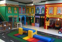 Play Environment Preschool