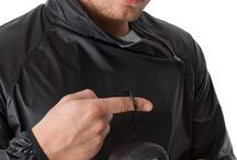 EDZ Innershell / EDZ's Ultra lightweight windproof jacket