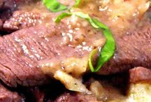 beef & steak recipes / by michael bean
