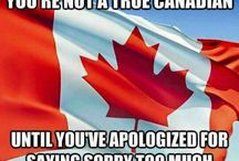 Oh Canada!